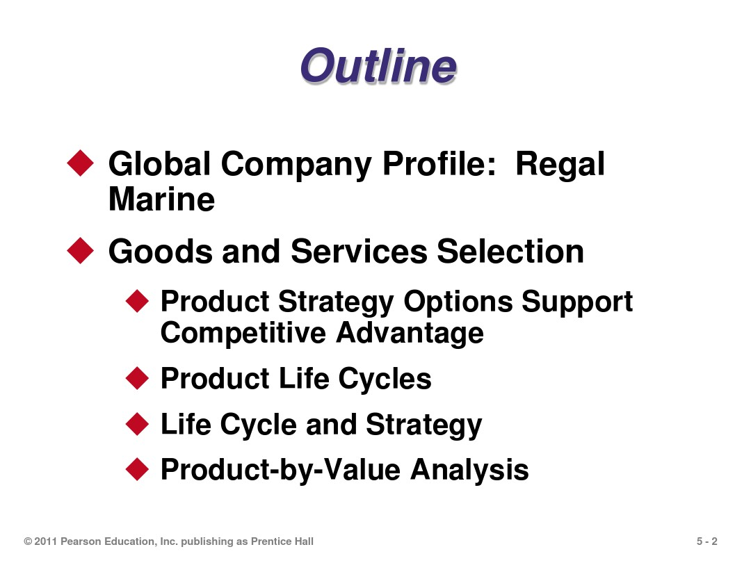 regal marine product life cycle