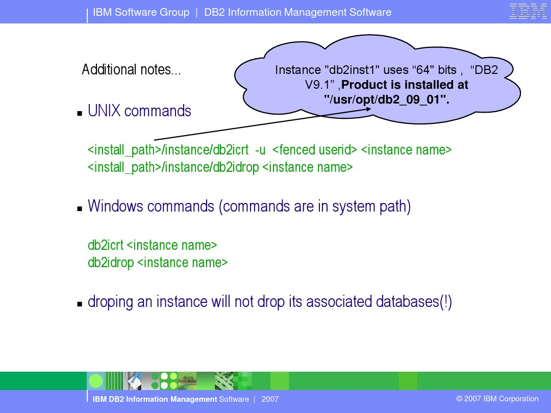 EW03_DB2v9_Instances_and_Databases_图文_百度文库