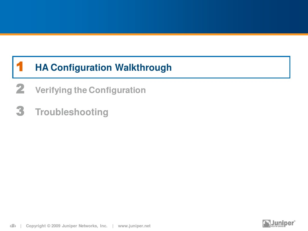 SRX-High Availability Configuration and Troubleshooting_图文_百度文库