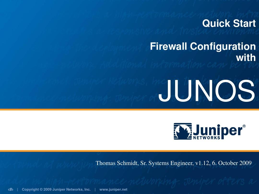JunOS-Quickstart-v1 12_图文_百度文库