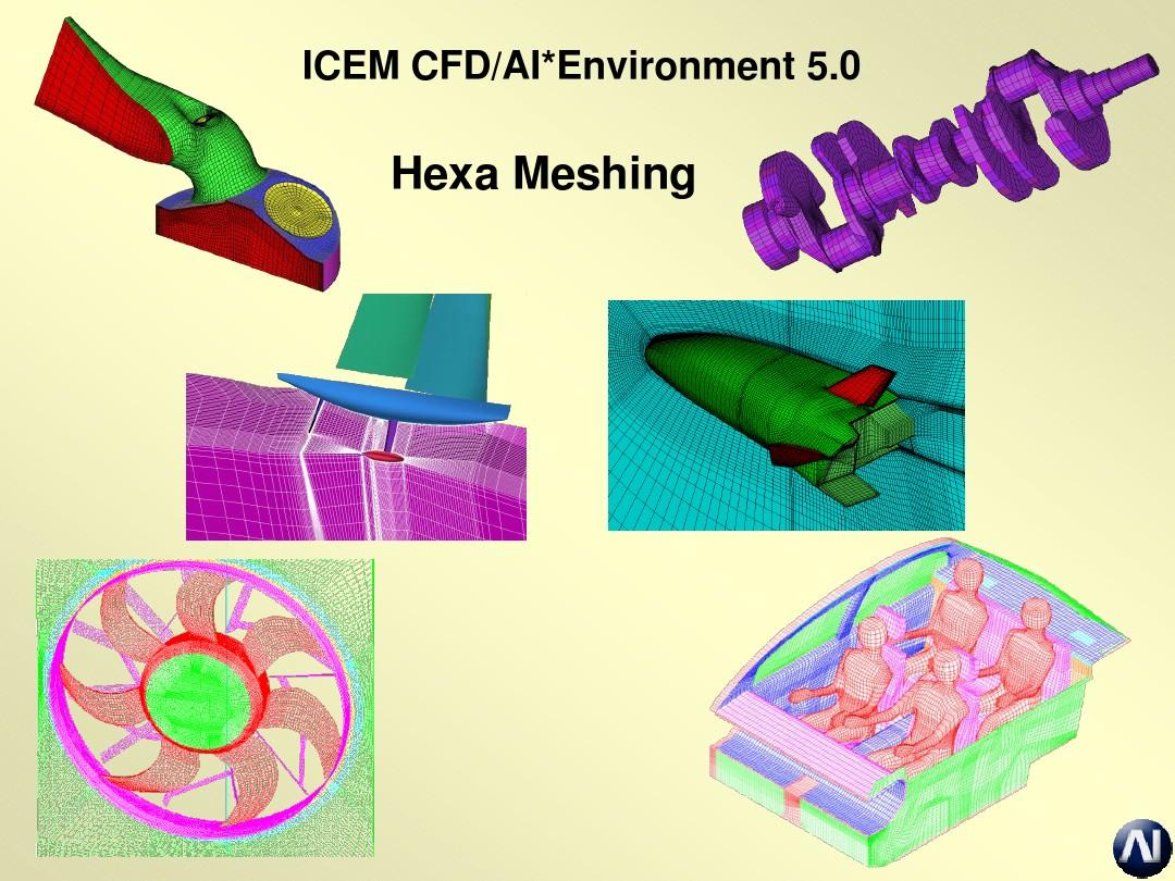 ANSYS ICEM资料--C1-HexaMeshing_图文_百度文库