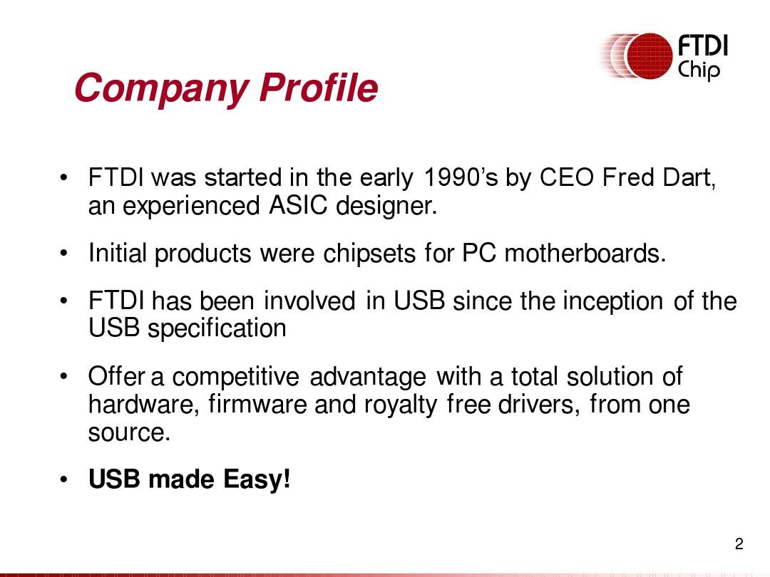 FTDI产品手册_图文_百度文库