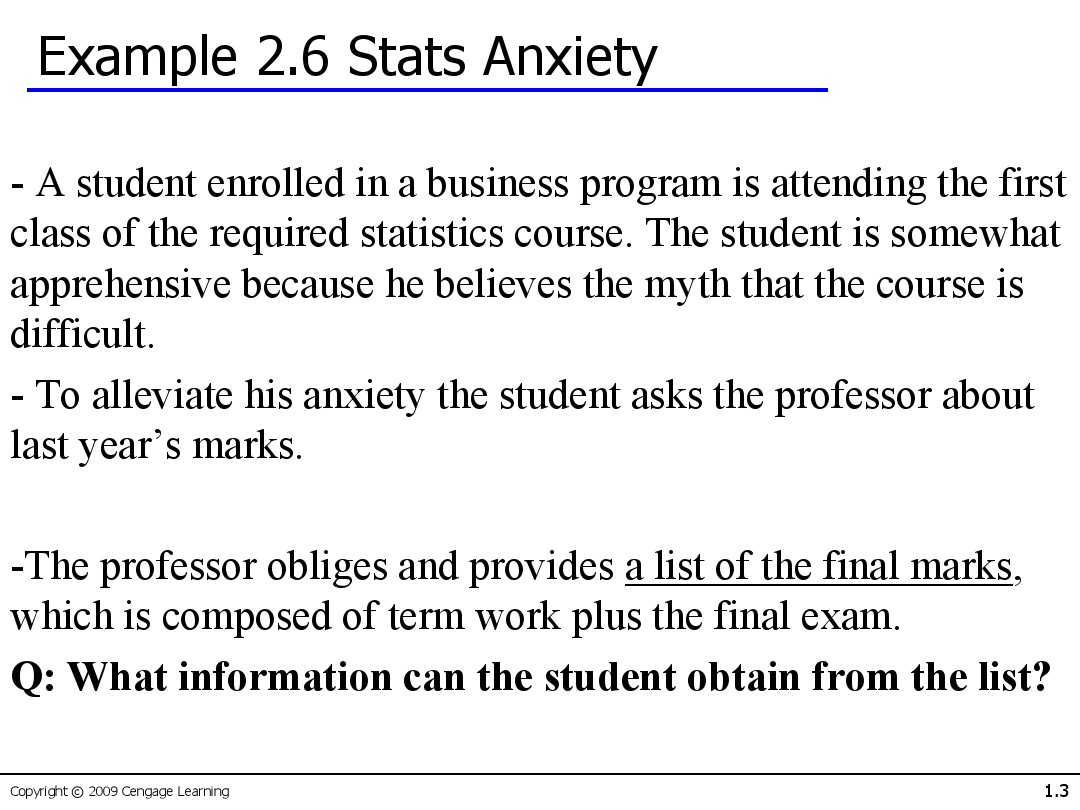 Business Statistics Chapter01_图文_百度文库