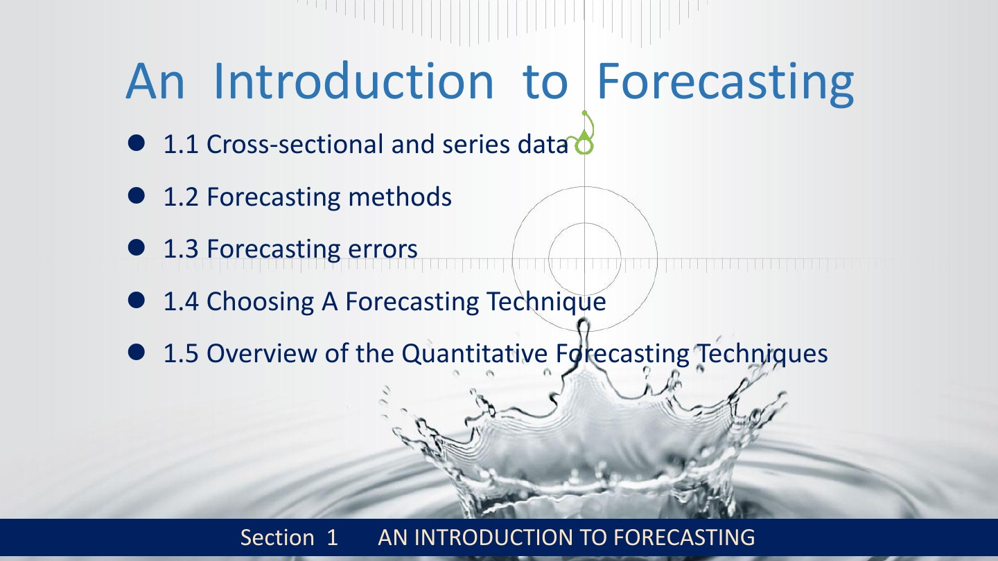 FORECASTING TIME SERIES AND REGRESSION_图文_百度文库