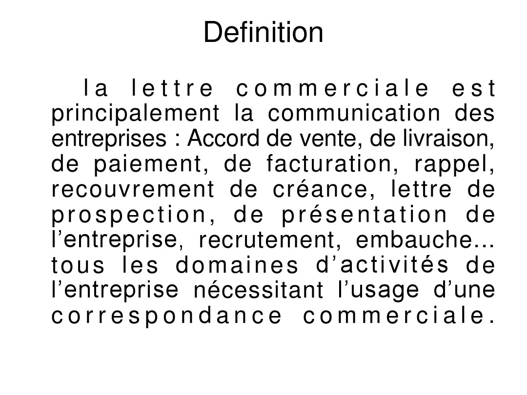法语外贸函电教程la Lettre Commerciale 图文 百度文库