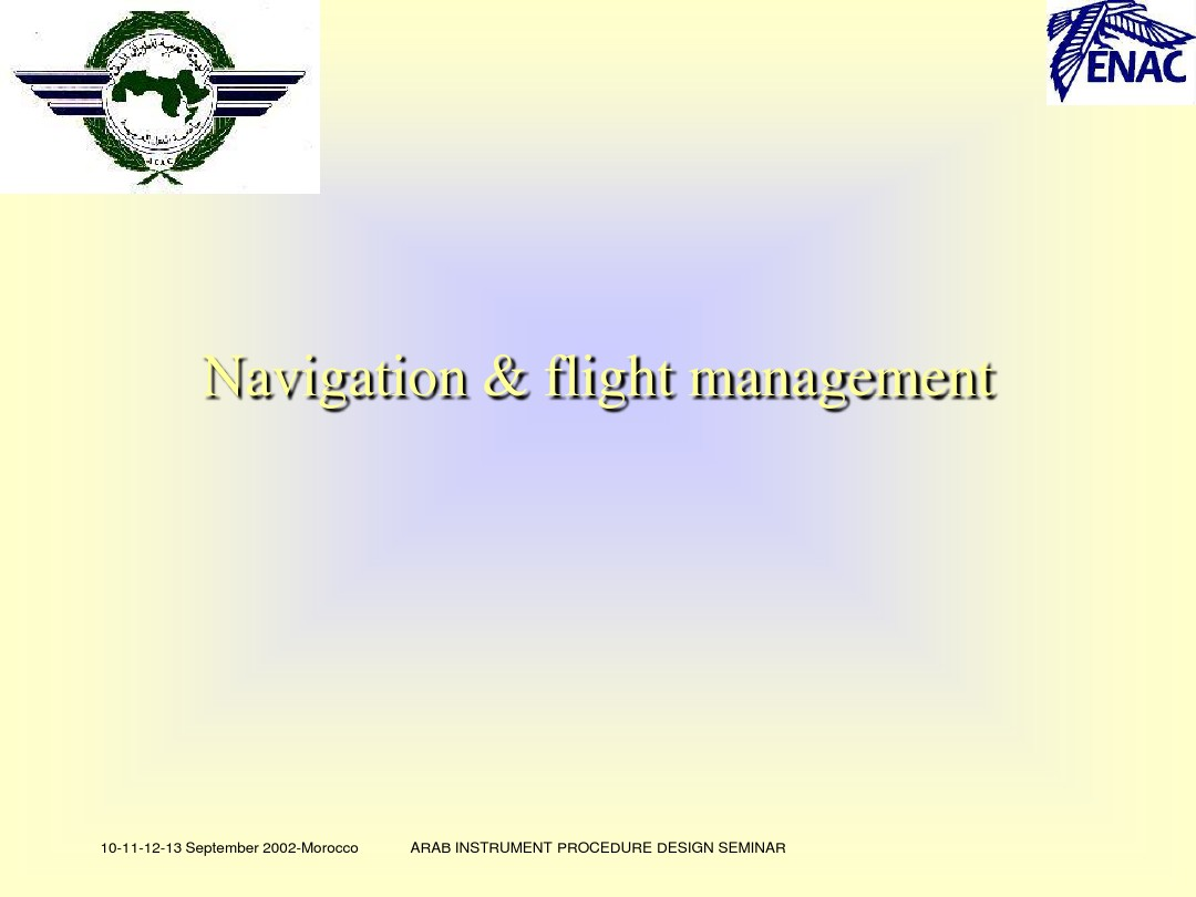 Navigation and flight planning by FMS-equipped aircraft_图文_百度文库