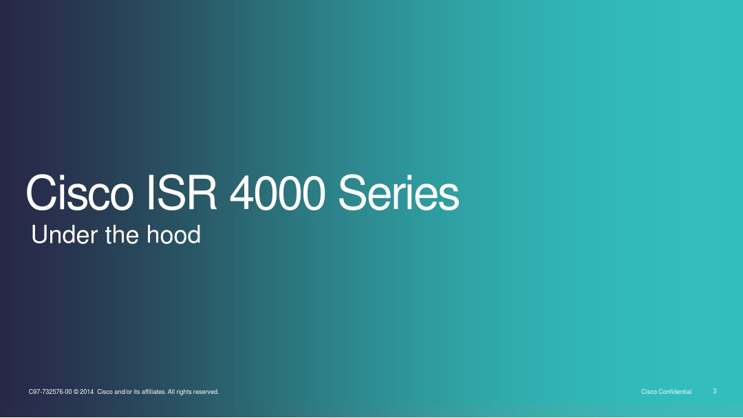 ISR4000-TechTalk-EnterpriseNetworking_图文_百度文库
