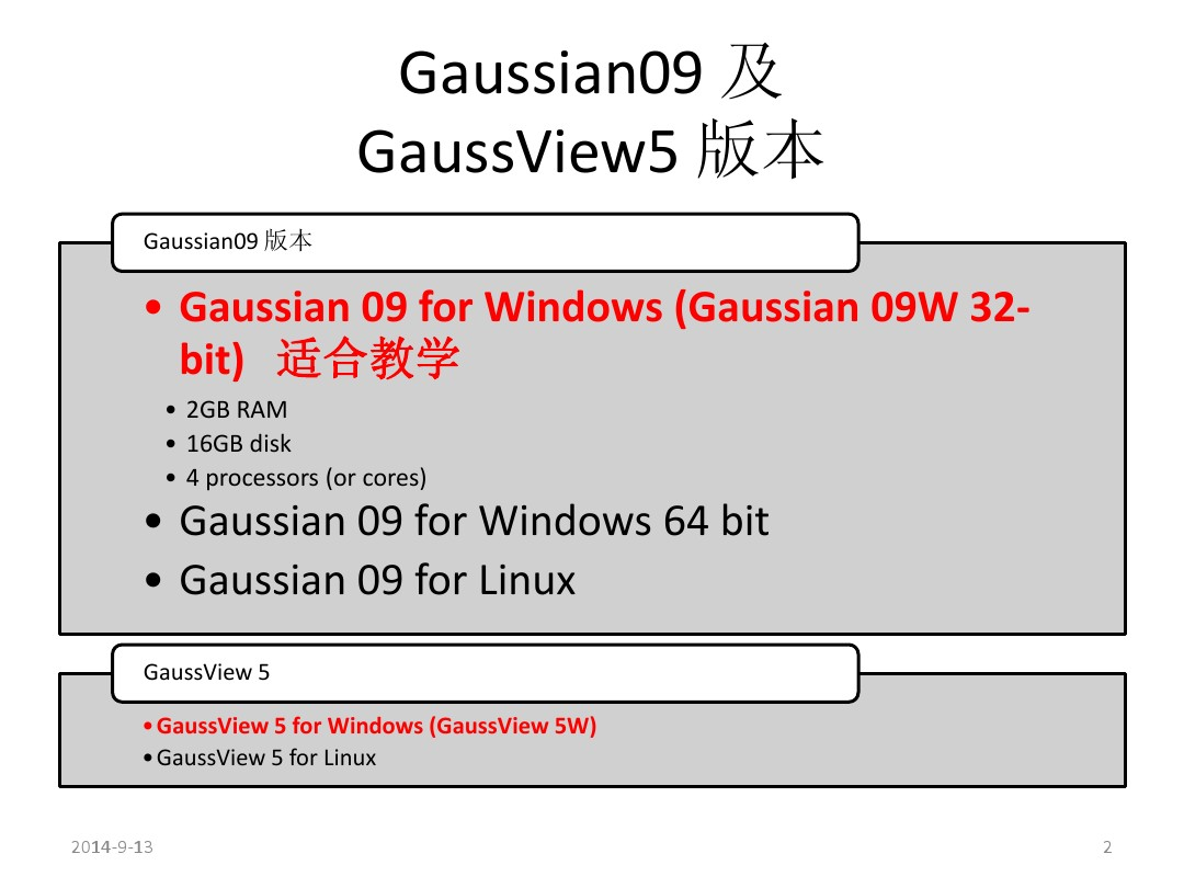 1 _Gausian_09_Windows_GaussView_5_Windows_安装_图文_百度文库