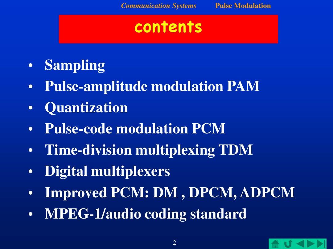 Pulse Modulation_图文_百度文库