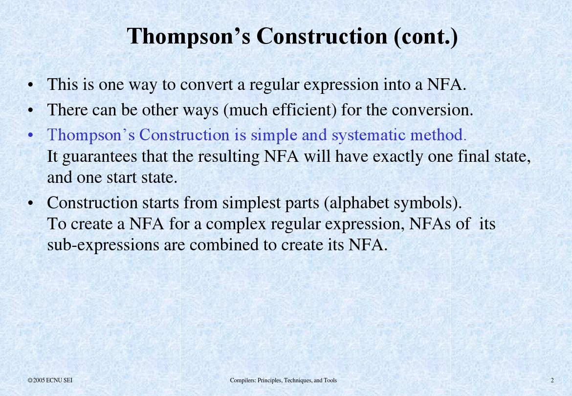 chapter3-Thomson's_Construction_&_RE_to_DFA_图文_百度文库