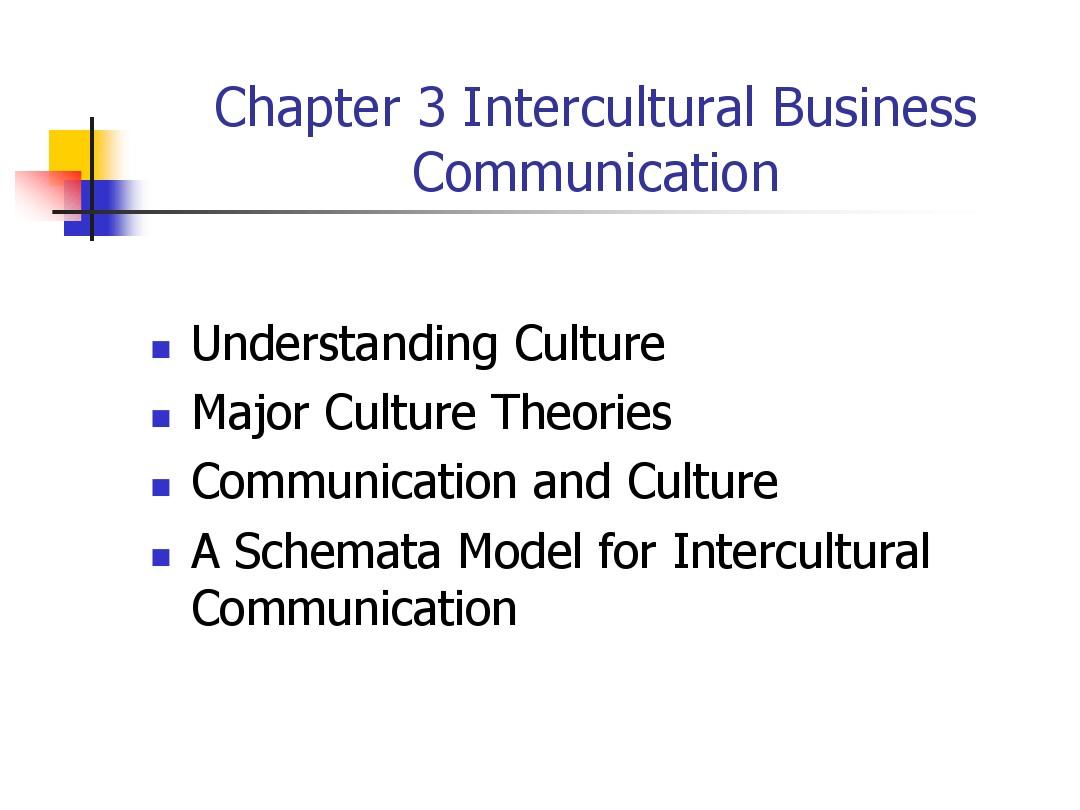 Intercultural Communication_图文_百度文库