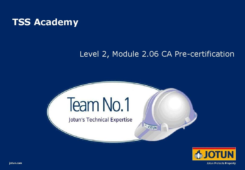 Team No 1 Module 2 06 CA Pre-certification (T1L2206_v2)_图文_百度文库