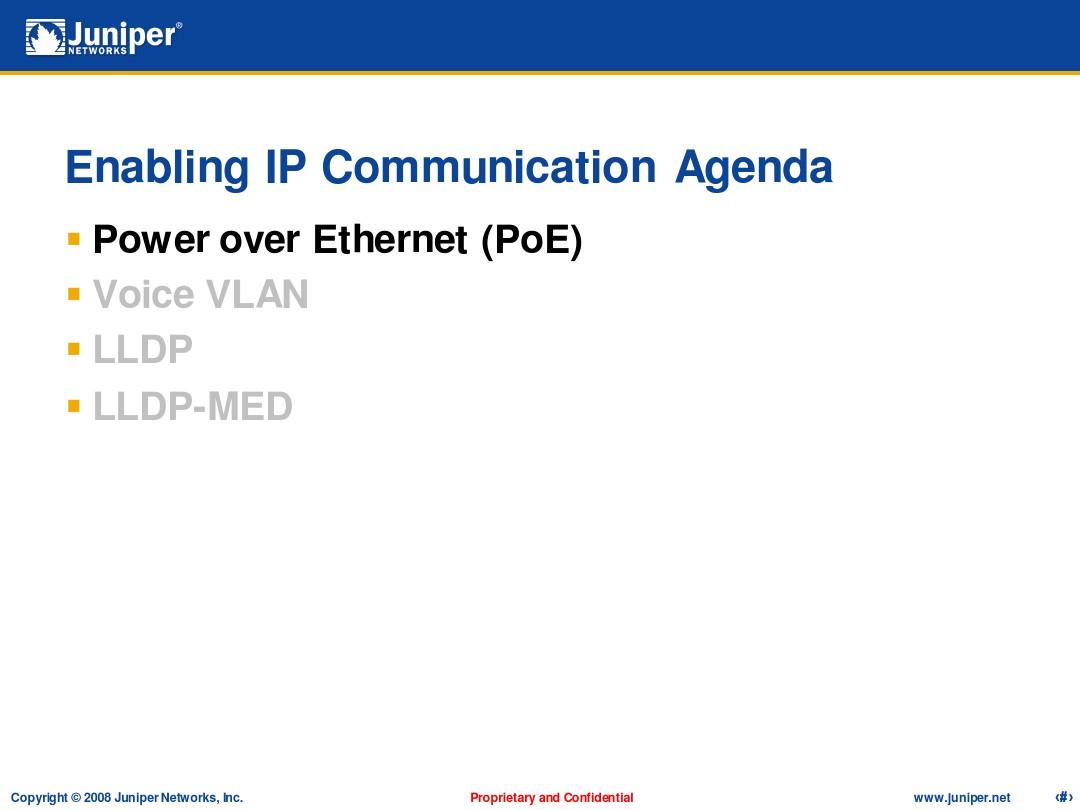 juniper  Enabling IP Communication_图文_百度文库
