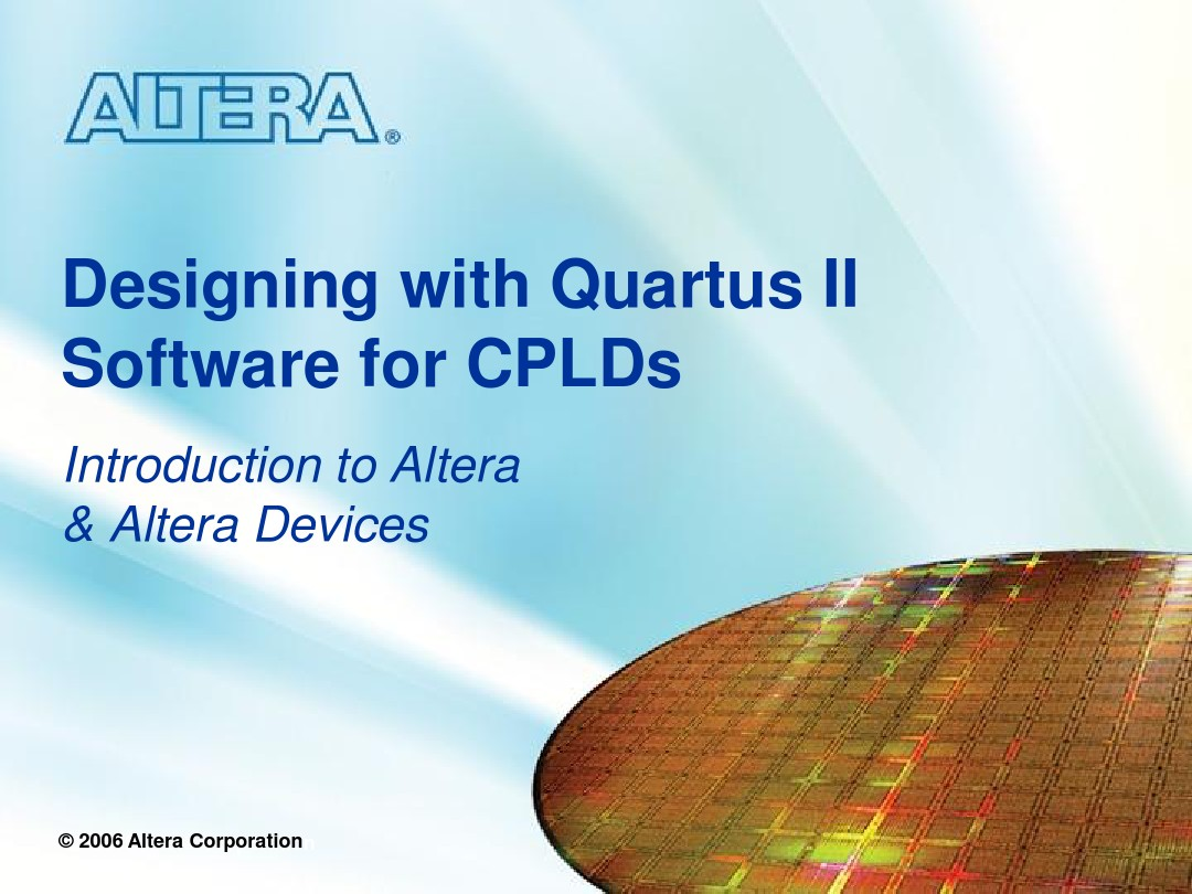 Designing_with_Quartus_II_For_CPLDs_Ver7_图文_百度文库