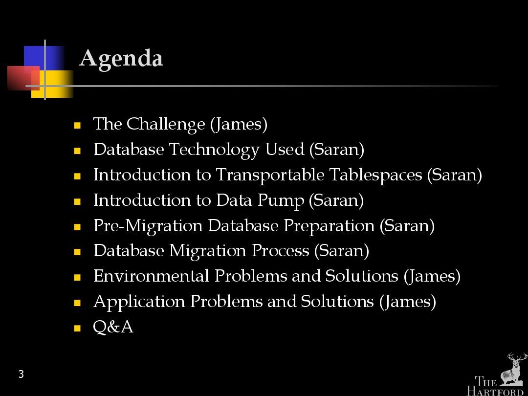 Multiterabyte Database Migration Across OS Platforms - A case study_