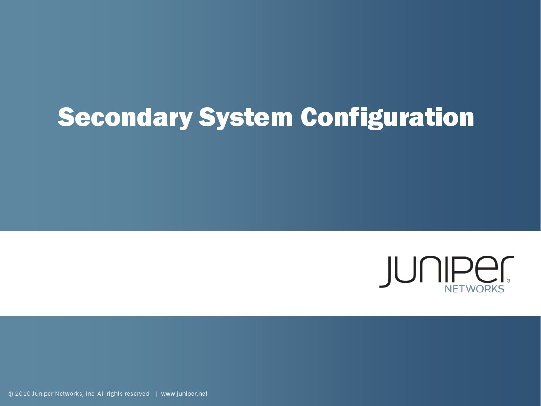 3-Secondary_System_Configuration_图文_百度文库