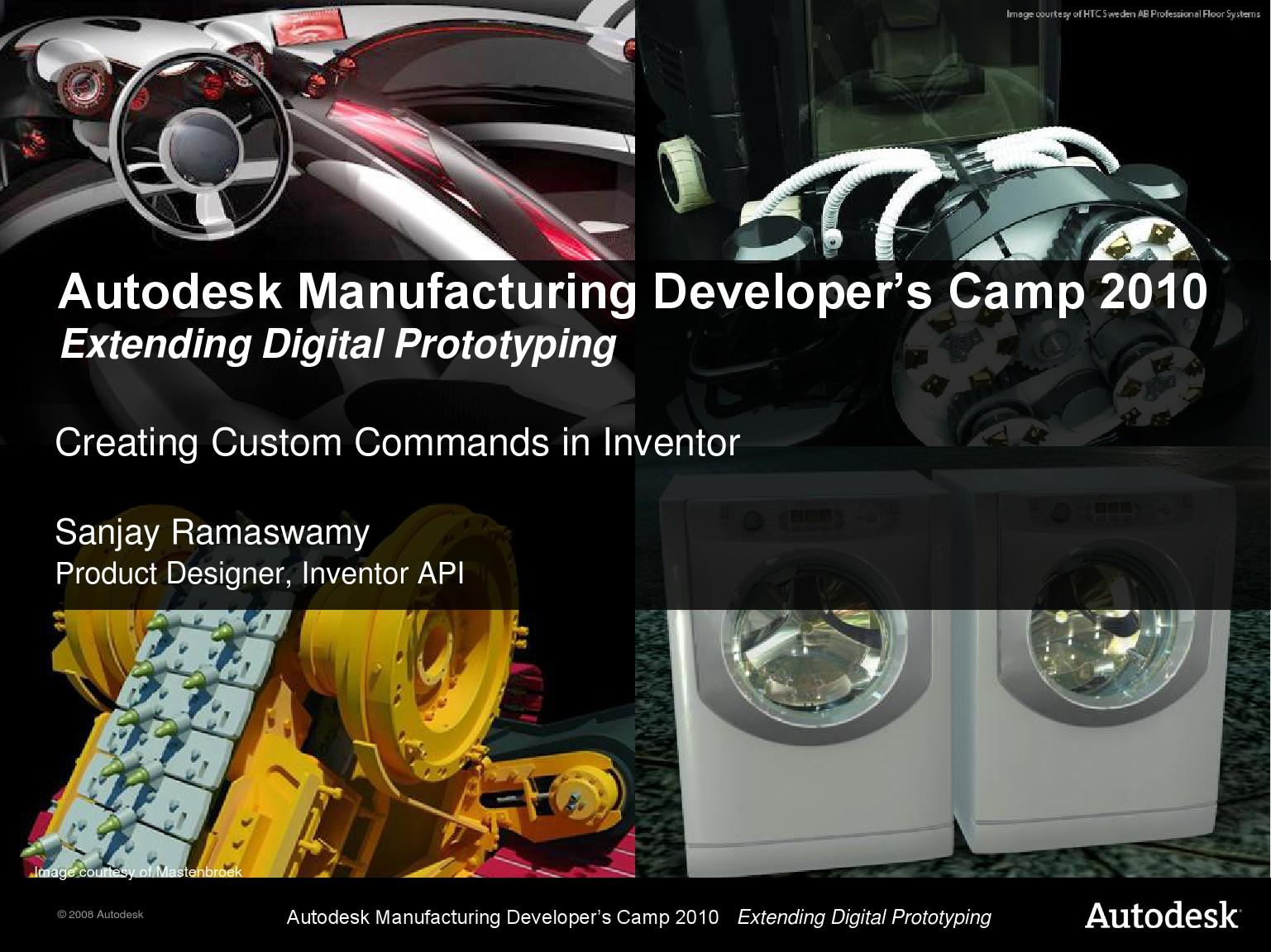 inventor API自定义命令Custom Command_图文_百度文库